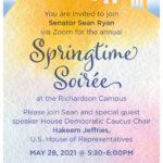 Join Sean Ryan for a Springtime Soirée! @ Online via Zoom